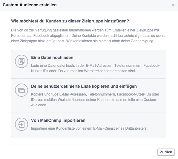 Facebook-Zielgruppe-Custom-Audiences