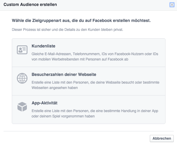 Facebook-Zielgruppe-Website-Custom-Audiences-Werbeanzeigenmanager