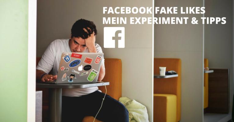 Facebook Fake Likes