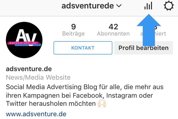 Instagram-Business-Profil-Beitrag-bewerben-3