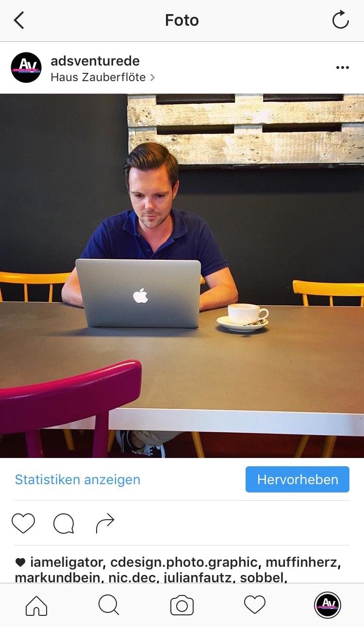 Instagram-Business-Profil-Beitrag-bewerben-5
