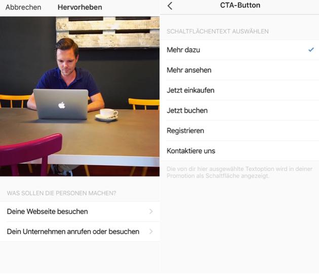 Instagram-Business-Profil-Beitrag-bewerben-6