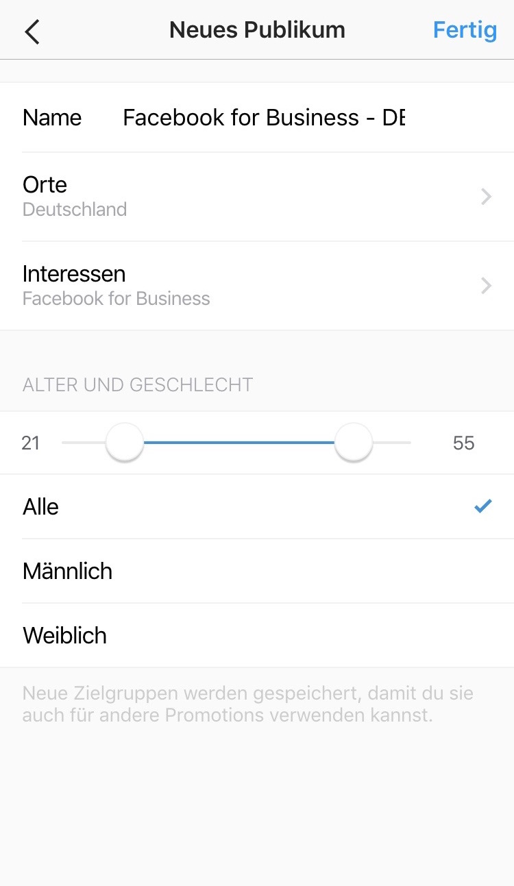 Instagram-Business-Profil-Beitrag-bewerben-7