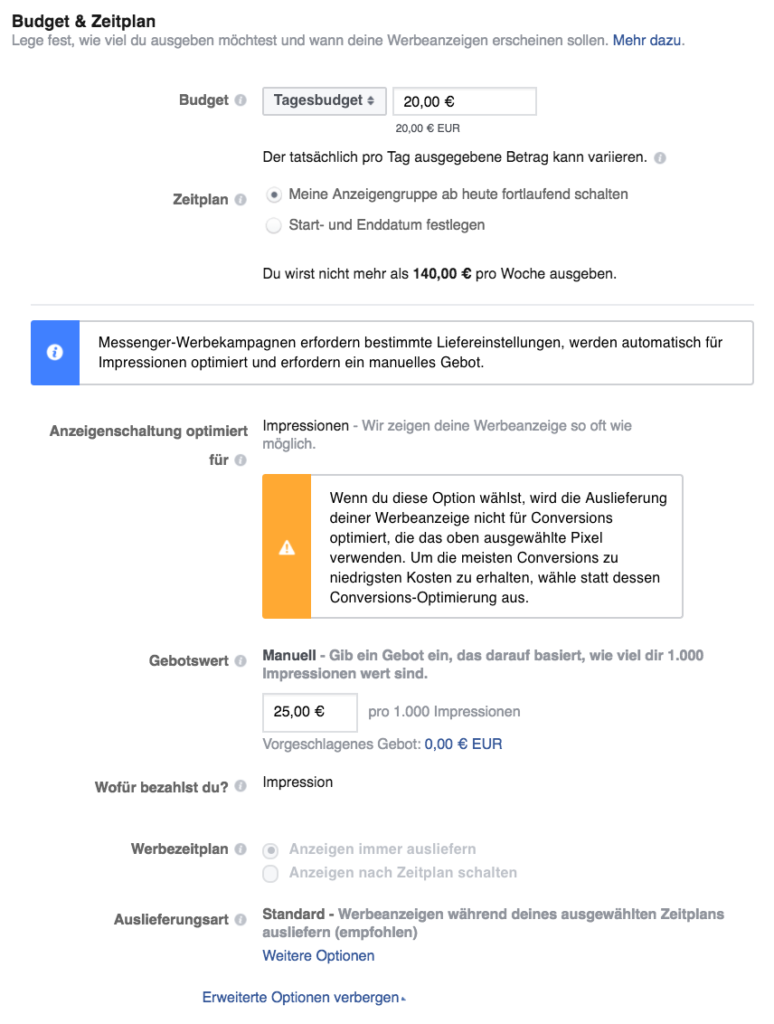 Facebook Sponsored Messenger Ads: So erstellst du gesponserte ...