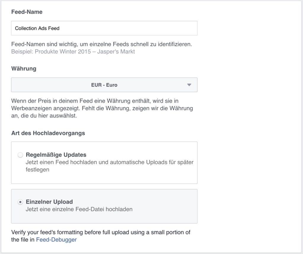 Facebook Collection Ads: Der ultimative Guide und mein Hack für ...