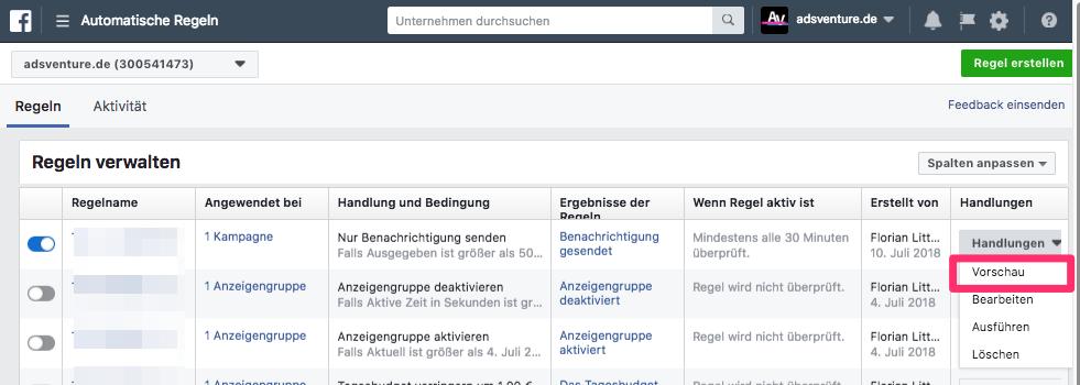 Facebook account deaktivieren was passiert